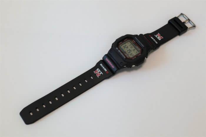 MECHANIC MODEL G-SHOCK GW-M5610 BLACK