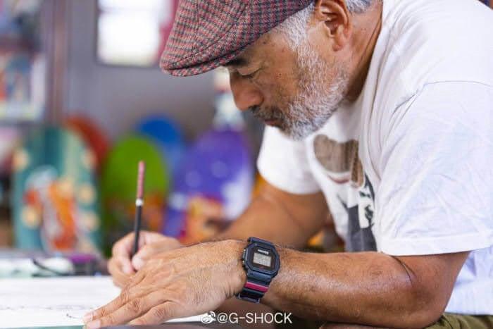 Steve Caballero x Subcrew x G-Shock Collaboration