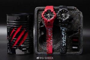 Godzilla x G-Shock Box Set GA-700-4APRG GA-700-1BPRG