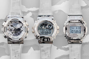 G-Shock Skeleton Camouflage Series