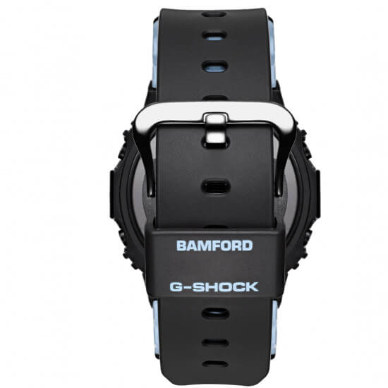 Bamford London x G-Shock GW-M5610BWD20-1ER Back Band and Keeper