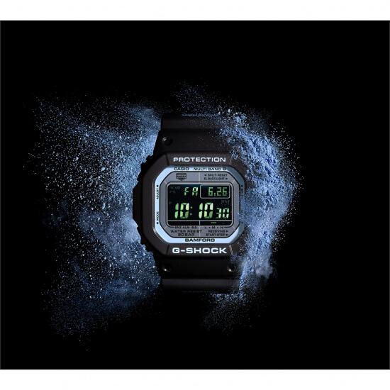 Bamford London x G-Shock GW-M5610BWD20-1ER Collaboration Watch