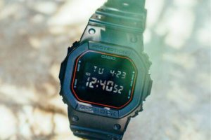 Edifice x G-Shock DW-5600 for Edifice 25th Anniversary