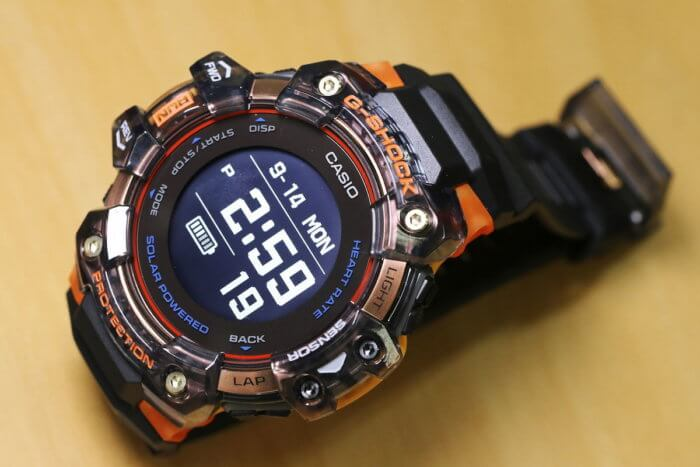 G-Shock GBD-H1000-1A4 Band