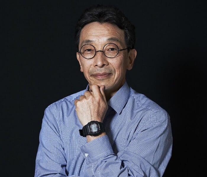 G-Shock Creator Kikuo Ibe