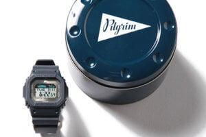 Pilgrim Surf + Supply x G-Shock GLX-5600 Collaboration for 2020