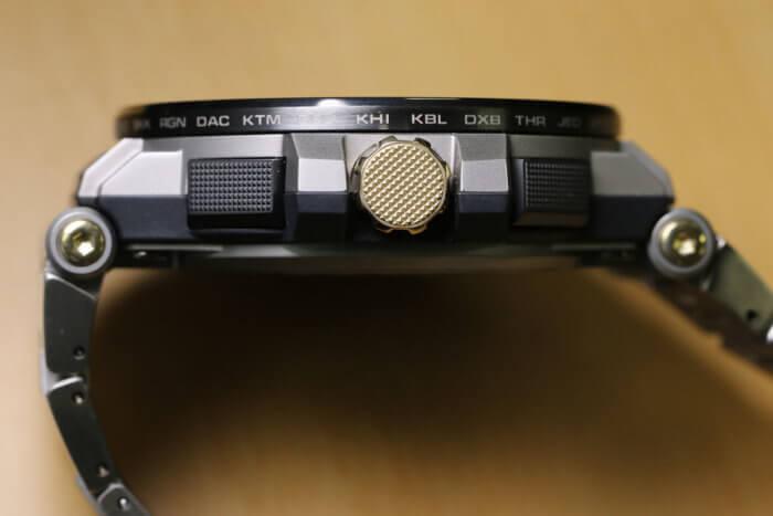 Pro Trek PRX-8025HT-1JR Side