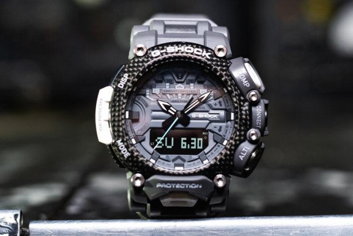 Royal Air Force x G-Shock GR-B200RAF Gravitymaster Watch