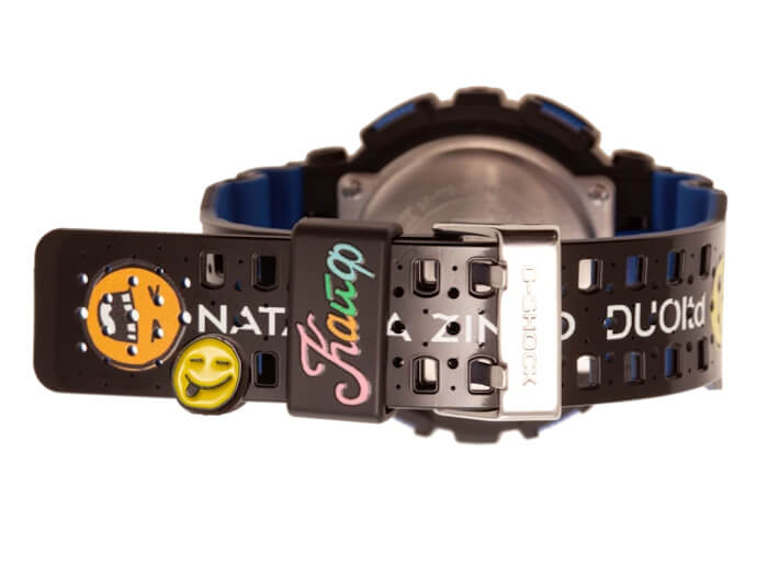 Natasha Zinko x DUOltd x G-Shock GA-110 Collaboration Band Buckle Keeper