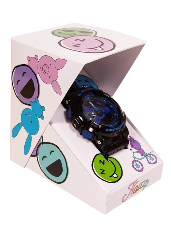 Natasha Zinko x DUOltd x G-Shock GA-110 Box
