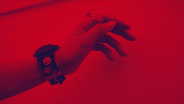Natasha Zinko x DUOltd x G-Shock GA-110 Collaboration Watch
