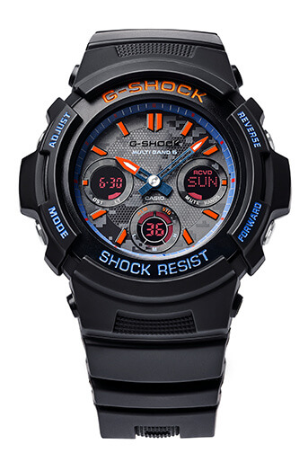 G-SHOCK AWG-M100SCT-1A