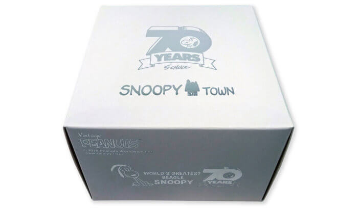 Peanuts Snoopy x Casio Baby-G BGD-501 Box
