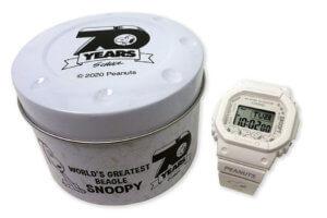 Peanuts Snoopy x Casio Baby-G BGD-501 Case