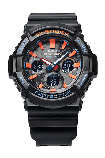 G-SHOCK GAW-100CT-1A