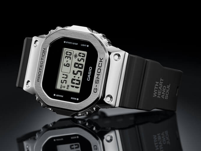G-Shock GM-5600RI20-1JR Display