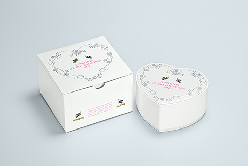 G Presents Lover's Collection 2020 LOV-20A Box and Case
