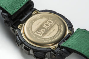New Era x G-Shock GM-110 Collaboration for 2020 Case Back