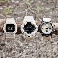 G-Shock GA-700WM-5A & GA-2000WM-1A Earth Tone Stratum Analog-Digital Watches