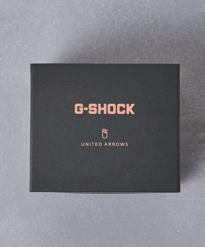 The United Arrows x G-Shock AWM-500 Box
