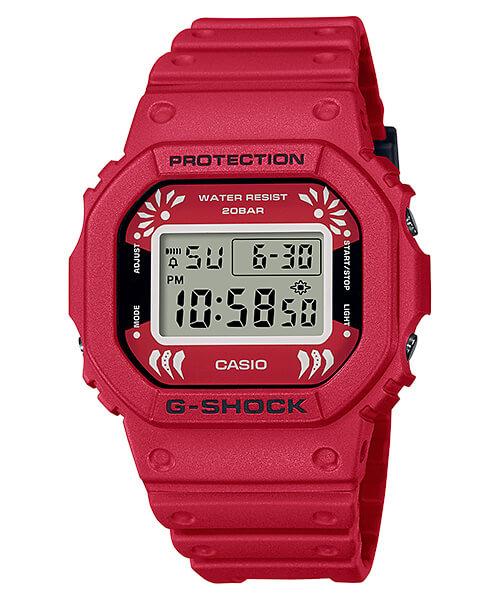 G-Shock DW-5600DA-4 DW-5600DA-4JR DARUMA DOLL