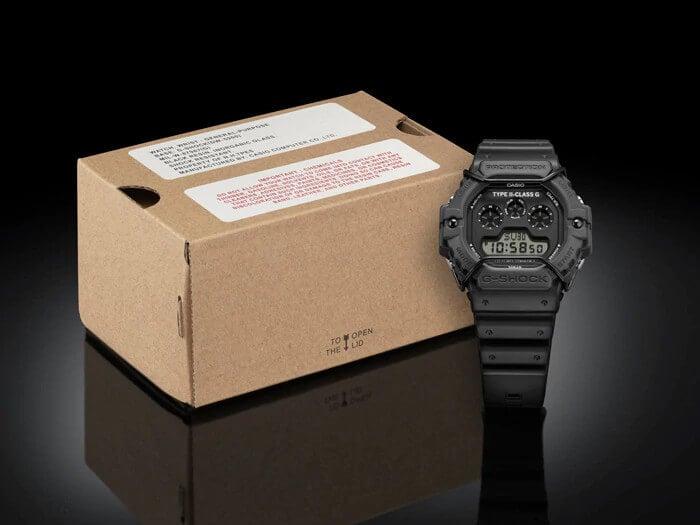N. Hoolywood x G-Shock DW-5900NH-1 Box