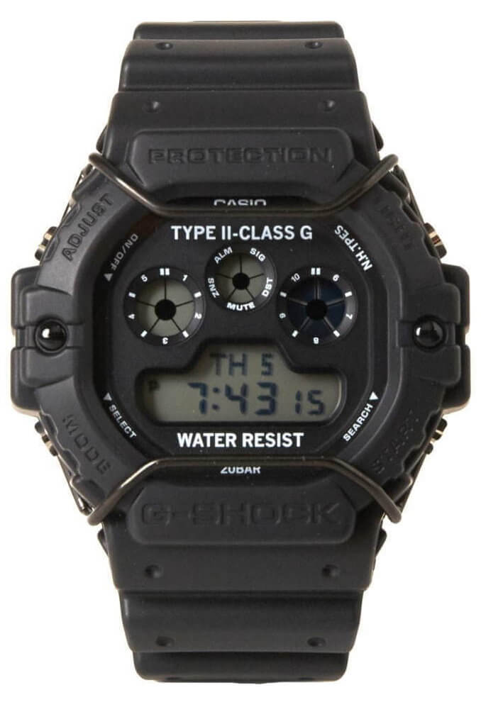 N. HOOLYWOOD x G-Shock DW-5900NH-1 Collaboration Watch for 2020