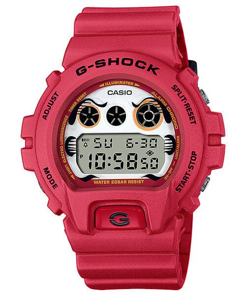 G-SHOCK DW-6900DA-4 DW-6900DA-4JR DARUMA DOLL