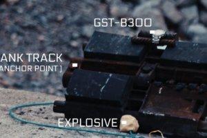 G-SHOCK GST-B300 Plastic Explosive Blast Wave Torture Test
