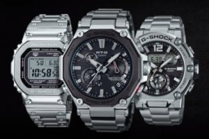 G-SHOCK MASTER OF METAL