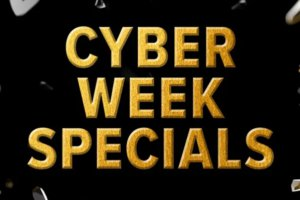 G-Shock U.S. Cyber Week Specials for 2020