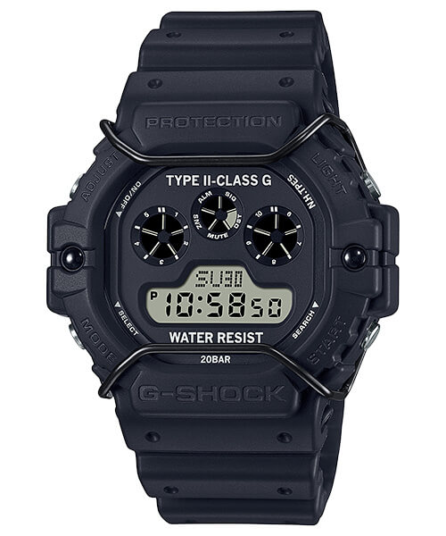 N. Hoolywood x G-Shock DW-5900NH-1 Collaboration for 2020