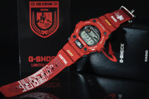 Central Fire Station x G-Shock G-7900 for 111st Anniversary