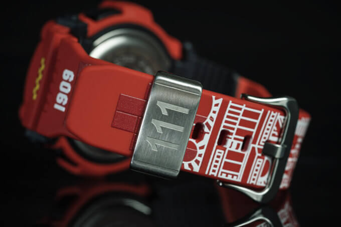 Central Fire Station x G-Shock G-7900 Band Keeper