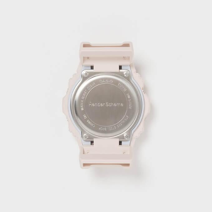Hender Scheme x G-Shock DW-5750HS20-4JF Case Back
