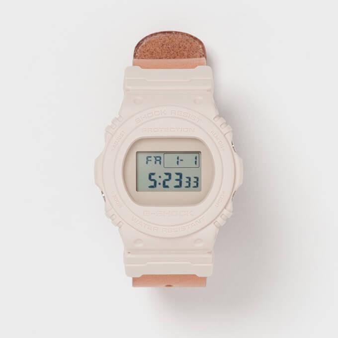 Hender Scheme x G-Shock DW-5750HS20-4JF 2021 Collaboration Watch