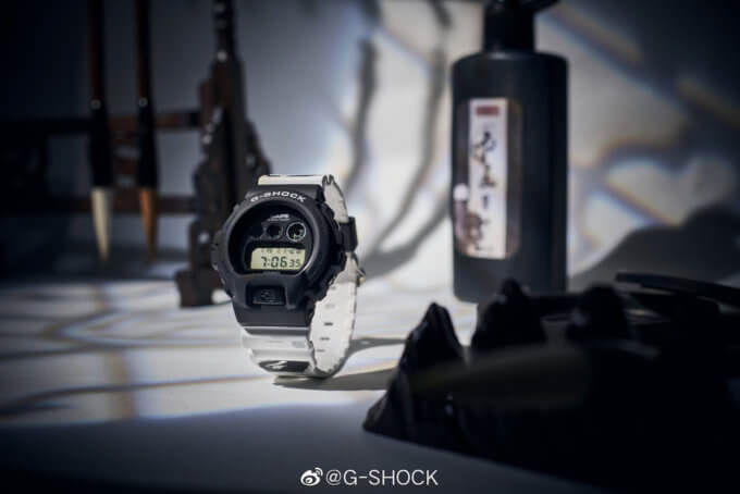 BAPE x G-Shock DW-6900BAPE20-1PFP for China 2020