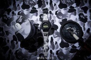 BAPE x G-Shock DW-6900BAPE20-1PFP Band
