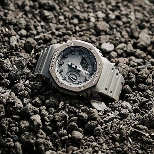 G-Shock GA-2110ET-8AJF Discontinued