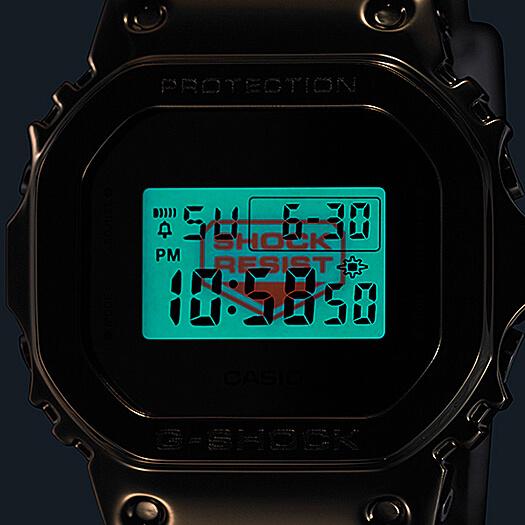 G-Shock GM-5600SG-9 EL Backlight