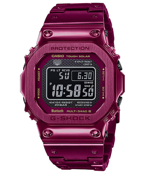 G-Shock GMW-B5000RD-4