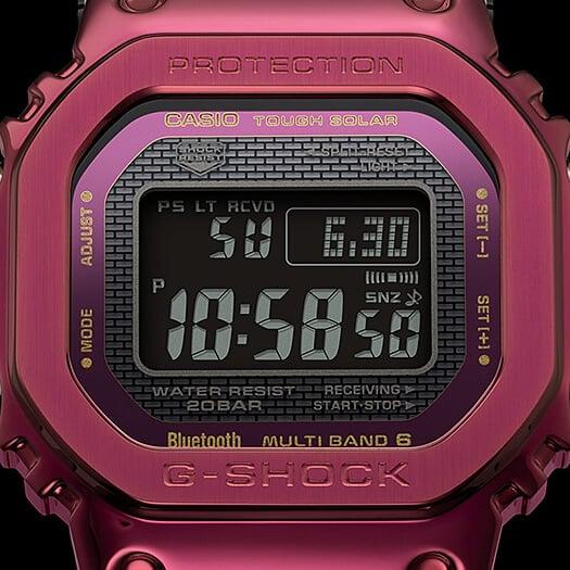 GMW-B5000RD-4 Face