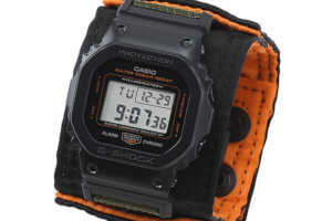 Porter x G-Shock GM-5600 Collaboration for 85th Anniversary