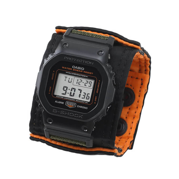 Porter x G-Shock GM-5600 GM-5600EY-1JR Collaboration for 85th Anniversary