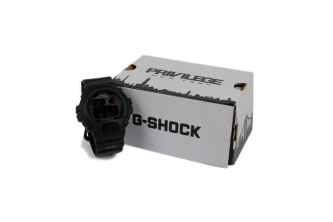 Privilege New York x G-Shock DW-6900 Box