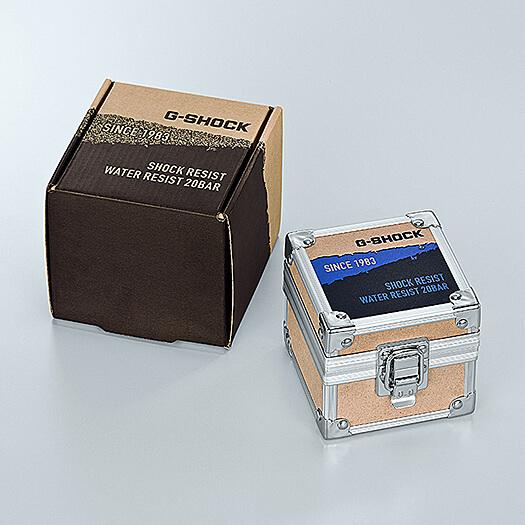 G-Shock Fire Package 2021 Case