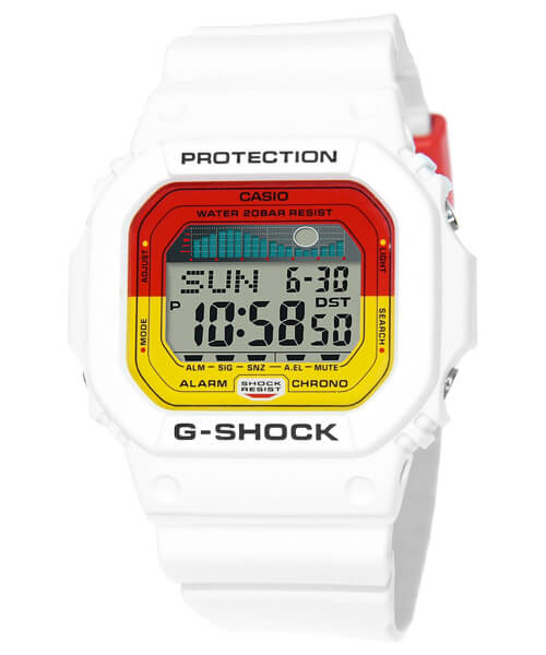Surf Life Saving Australia (SLSA) x G-Shock GLX5600SLS-7D