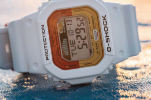 Surf Life Saving Australia (SLSA) x G-Shock GLX5600SLS-7D Collaboration Watch