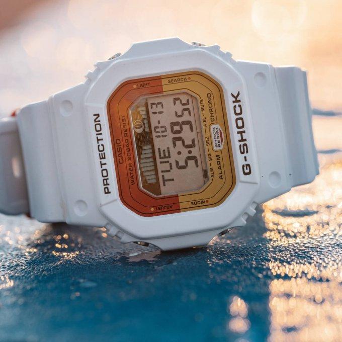 Surf Life Saving Australia (SLSA) x G-Shock GLX5600SLS-7D Collaboration Watch