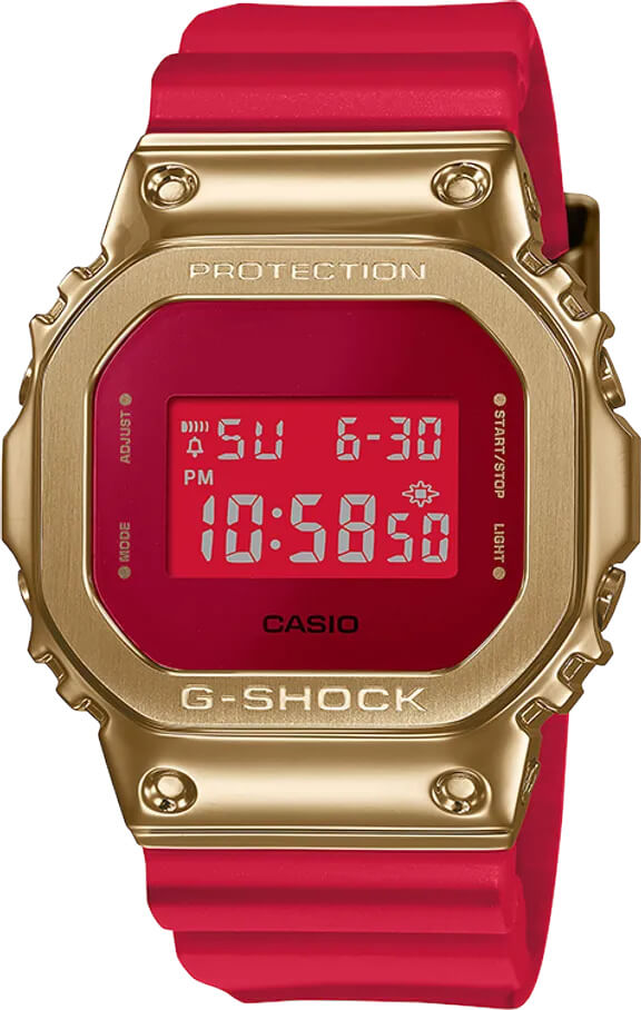 G-Shock GM5600CX-4 Chinese New Year 2021 Year of the Ox Zodiac